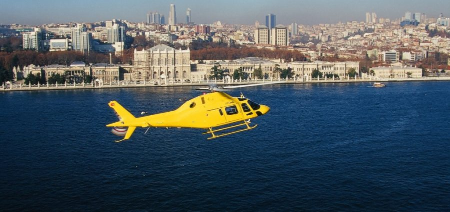 Helicopter Istanbul Sightseeing Tour